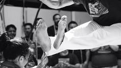CM Varal, Arte luta Capoeira, LA
