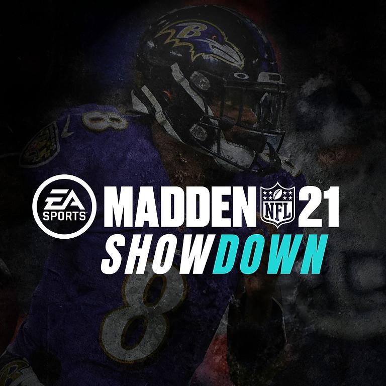 MADDEN 21 SHOWDOWN / NFL Season Kickoff Party