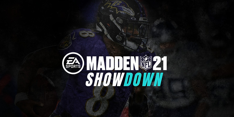 MADDEN 21 SHOWDOWN / NFL Season Kickoff Party