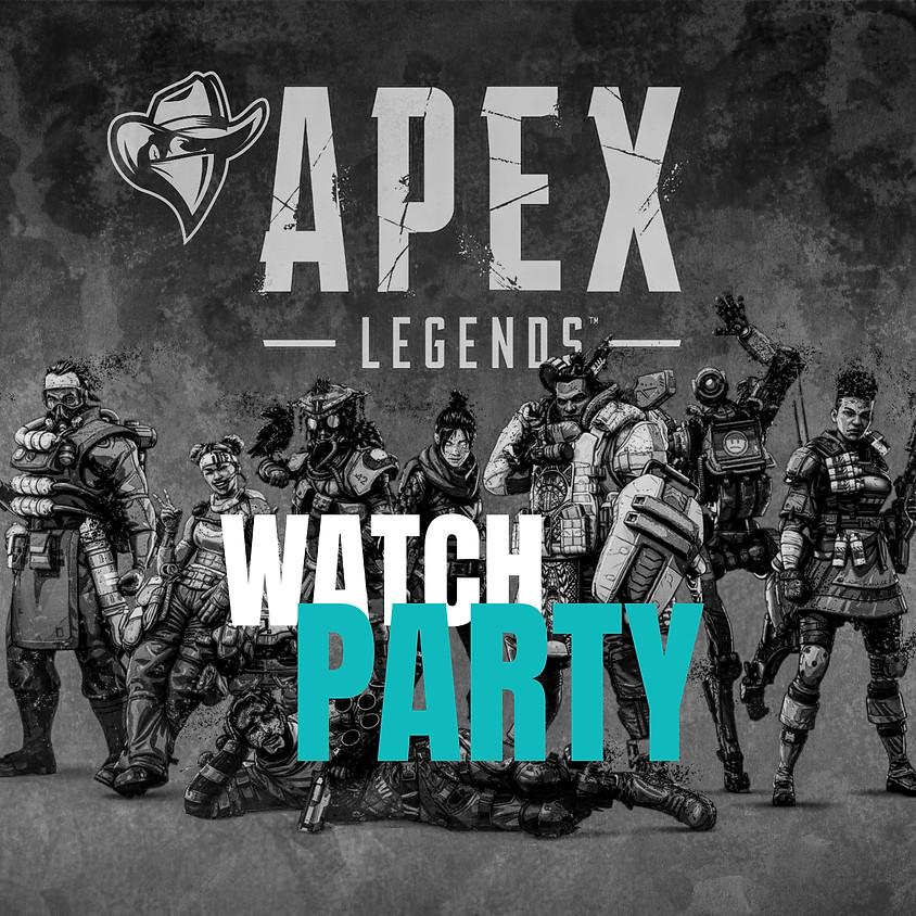 RENEGADES APEX ALGS WATCH PARTY