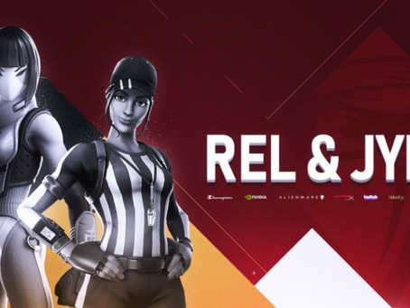 RNG RETURNS TO FORTNITE WITH REL & JYNX!