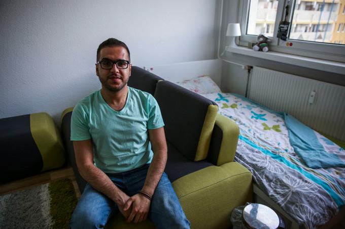 A Refugee's Second Chance