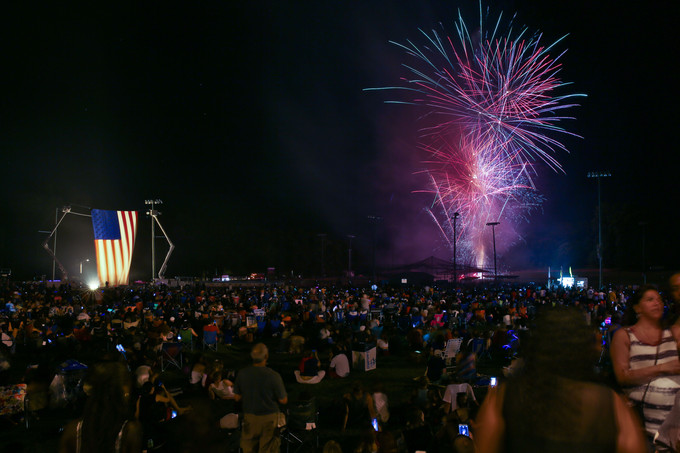 """""""The Largest Small Town Firework Display in America"""""""