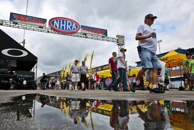 2016 NHRA Mello Yello Drag Racing Series