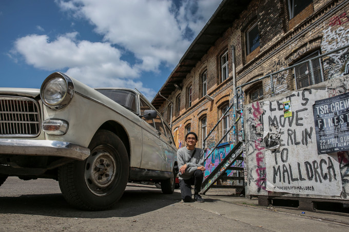 Exploring Berlin's culture and history