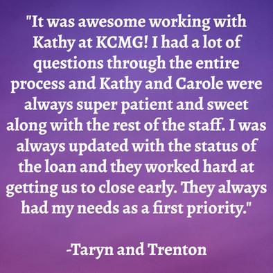 Taryn & Trenton
