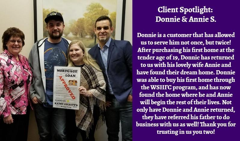 Donnie & Annie