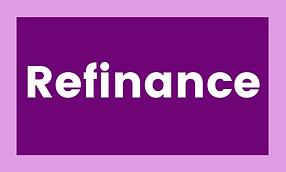 Refinance Button