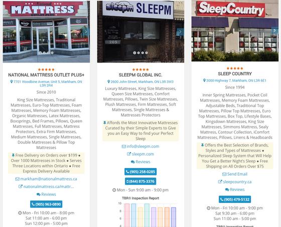 Sleepm is The Best Mattress Store in Markham