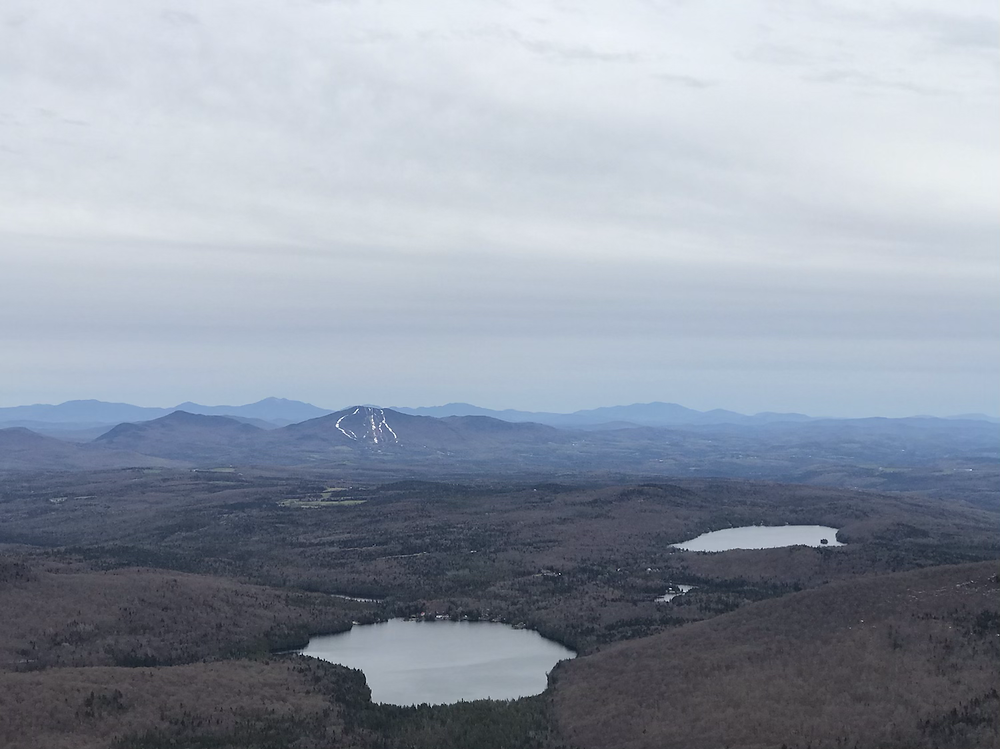 View from Bald Mountain fire tower