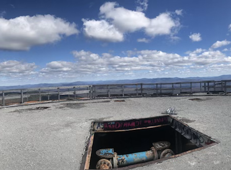 East Mountain AKA Radar Base