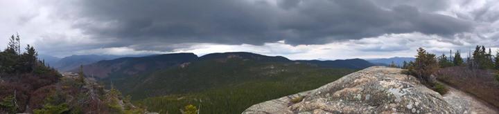 Mt. Crawford, Crawford Notch, New Hampshire, Hiking, Mount Crawford Trail