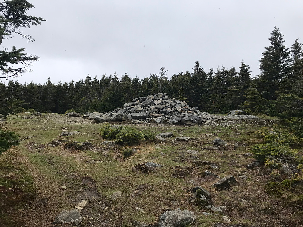 Mount Hale Summit, 4000 footer
