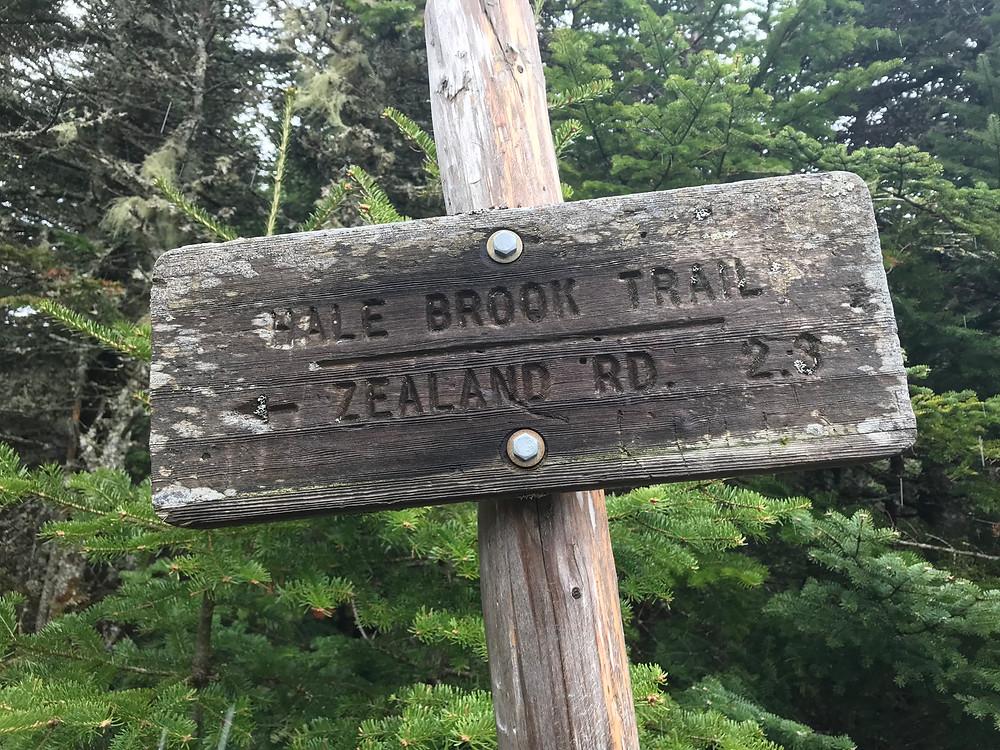 Zealand Rd. Trail