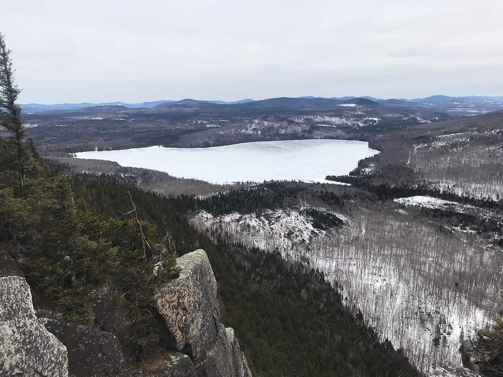 View from Brousseau Mt.