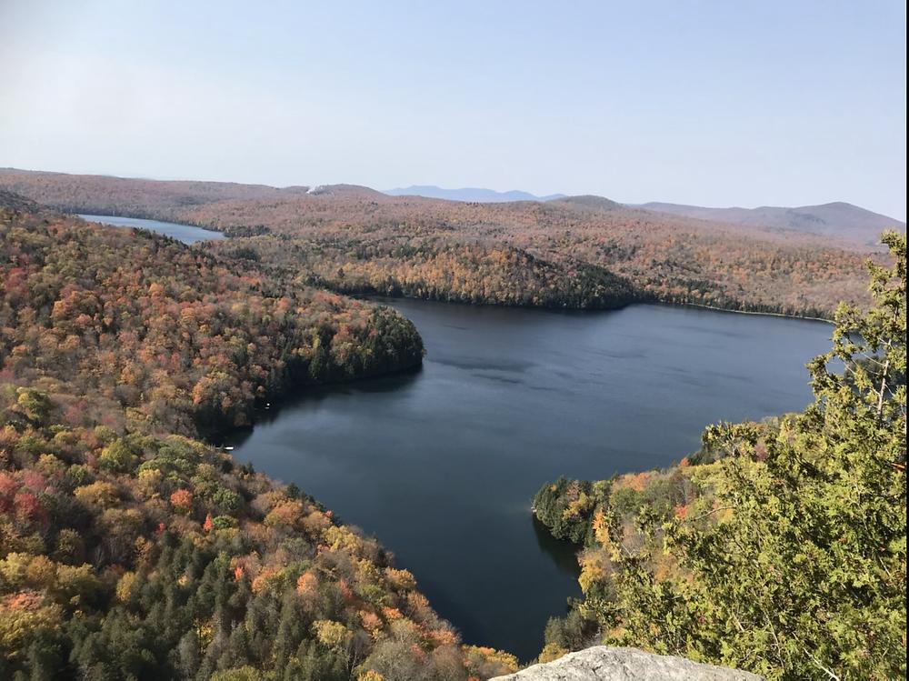 View of Nichol's Lake