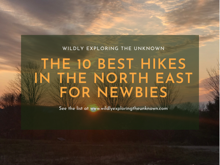 10 Short Hikes in The North East for the Newbie Hiker