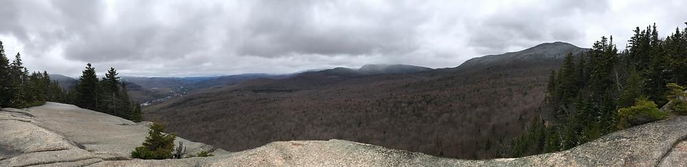 Over look from Mount Pemigewasset (Indian Head)