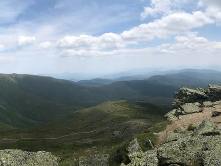 Mount Monroe Trail