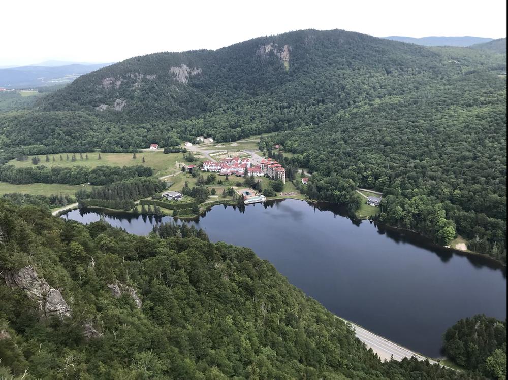 View of Balsams Resort