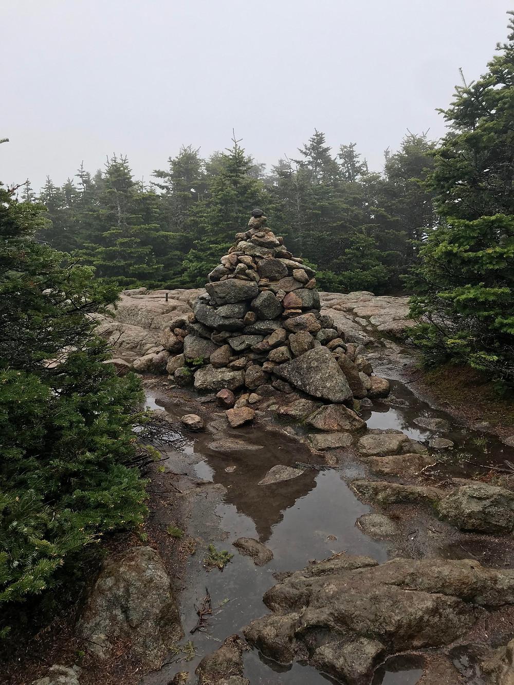 Mount Pierce Cairn