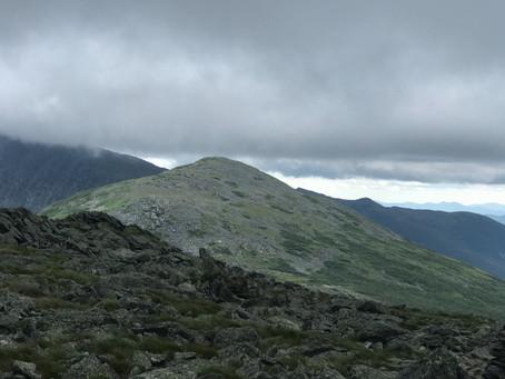 Mount Jefferson Via Caps Ridge Trail