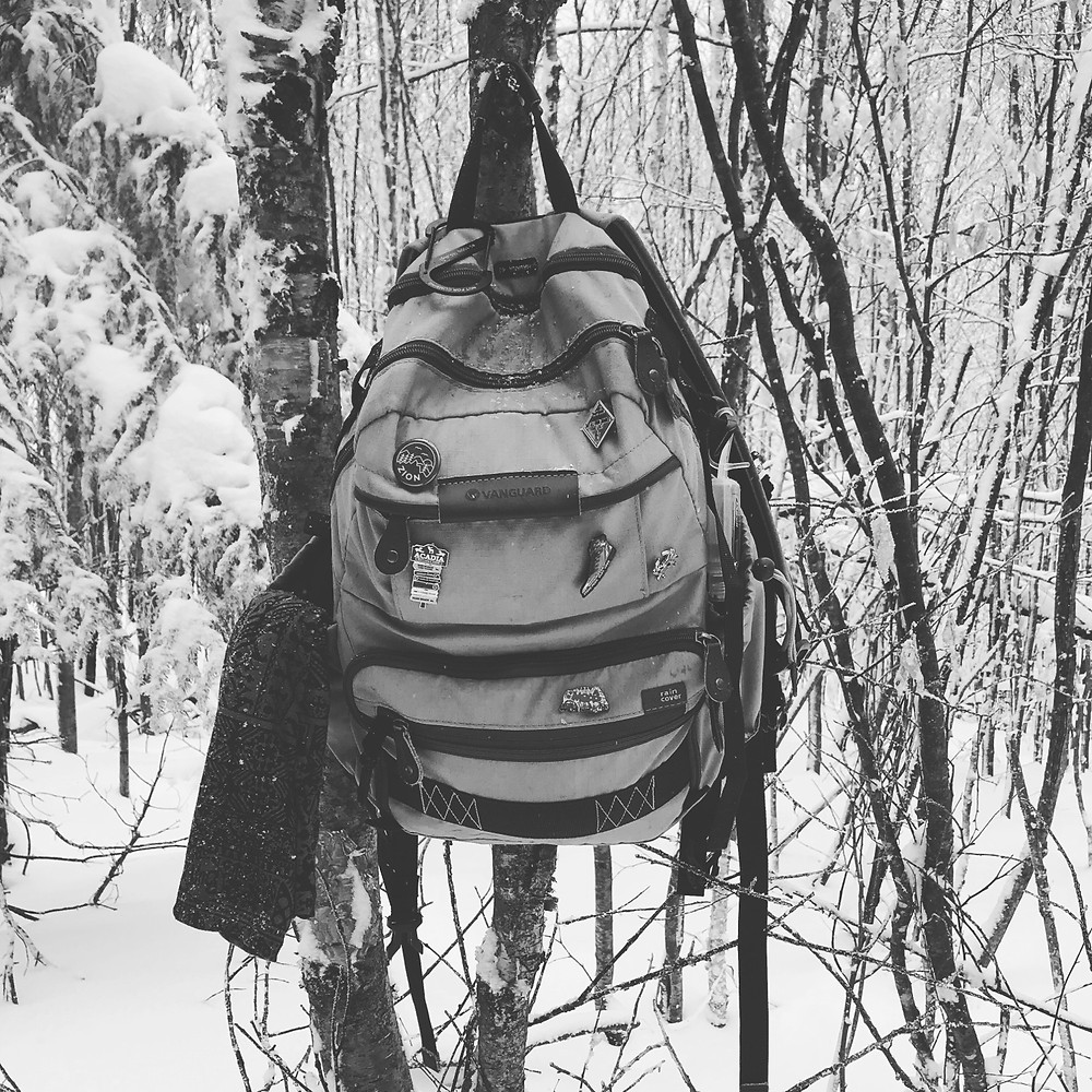 My hiking day pack, my favorite one!