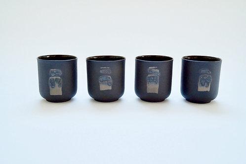 Alistair Blair - Stoneware coffee cup