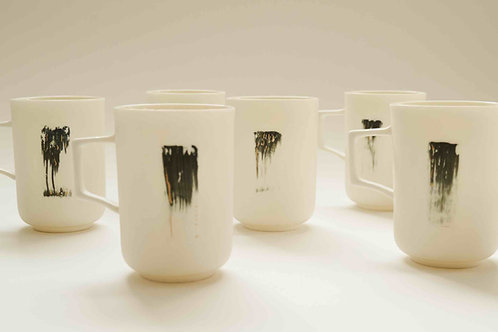 Alistair Blair - Tall straight mug