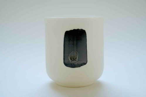 Small straight coffee cup