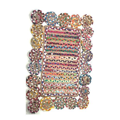 שטיח צינדי צבעוני