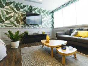 עיצוב הבית עם חומרים טבעיים