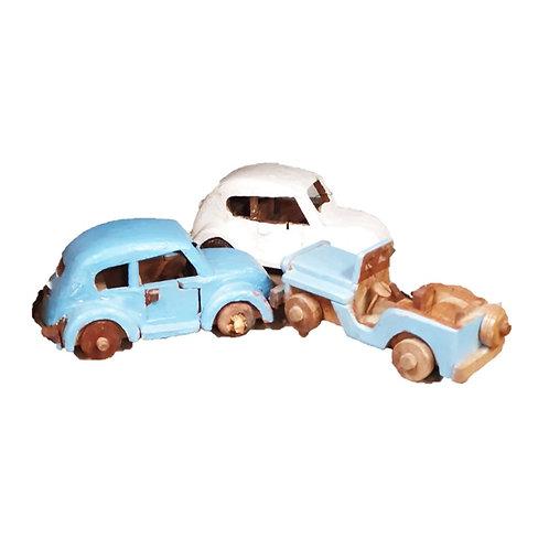 מכוניות מעץ