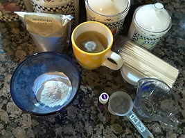 Photo -Clay Poultice with Green Tea Ingr