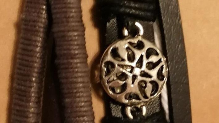Bracelet - Circle Charm