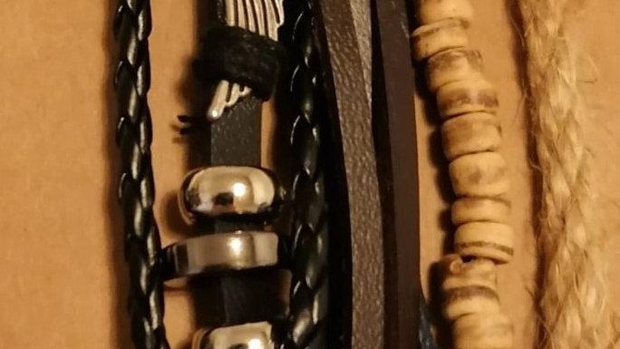 Bracelet - Wing Charm