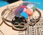 Infinity Love bracelet diffuser.JPG