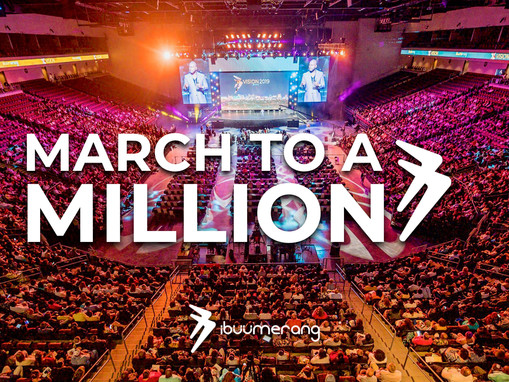 The March to a Million