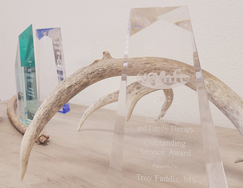Utah Association for Marriage and Family Therapy award