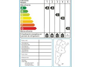Nueva norma de Etiquetado de Eficiencia Energética de Ventanas.