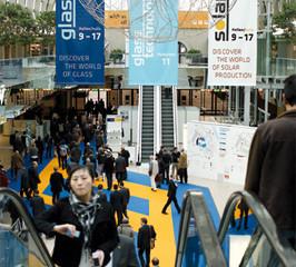 Feria del Vidrio Glasstec 2012 - Dusseldorf