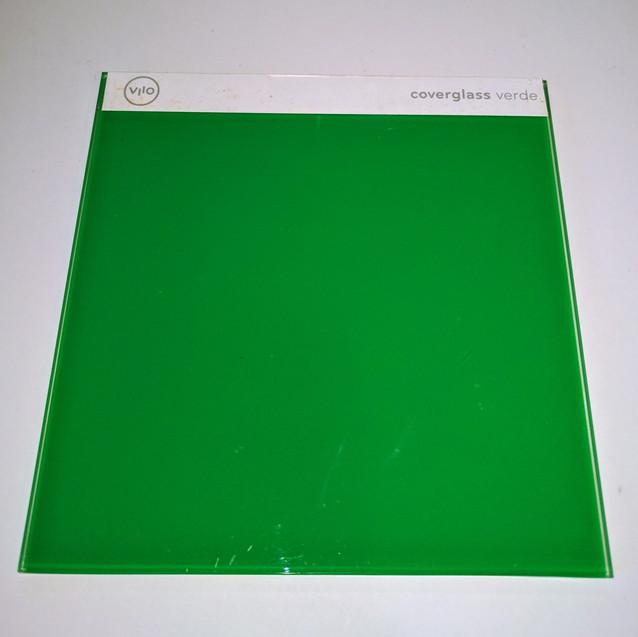 Coverglass Verde
