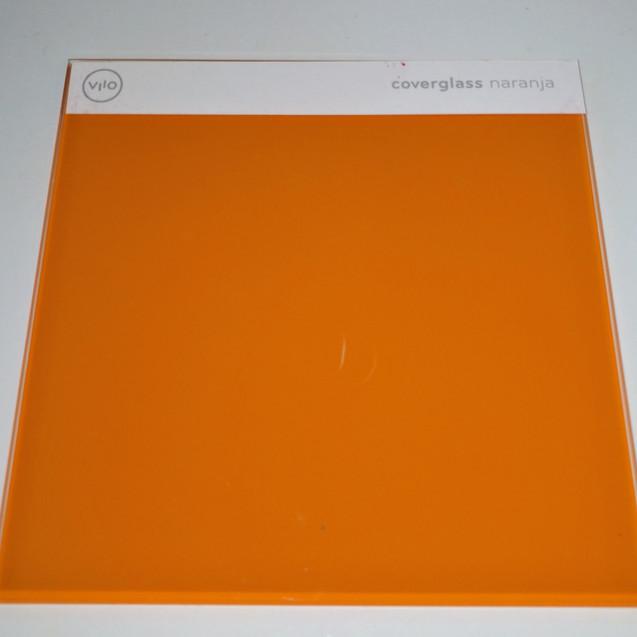 Coverglass Naranja