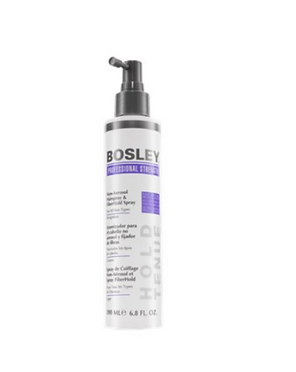 Non-Aerosol Hairspray And Fiberhold Spray by Bosley