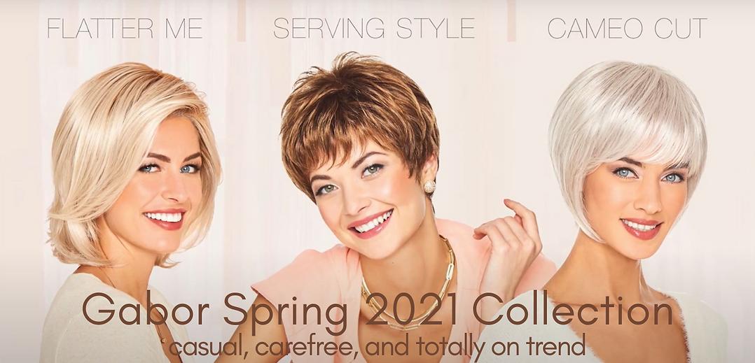 Gabor Spring 2020 Collection Web Banner.