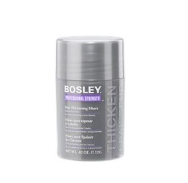 Hair Thickening Fiber by Bosley