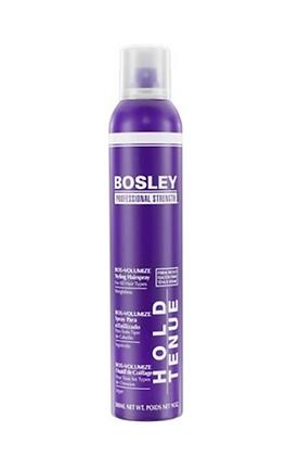 Styling Hairspray by Bosley