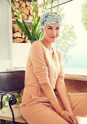 Shakti Printed Turban by Christine Headwear