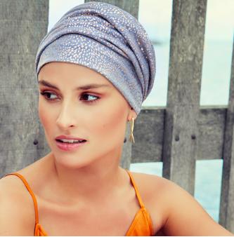 Elly V Turban by Christine Headwear