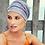 Thumbnail: Elly V Turban by Christine Headwear